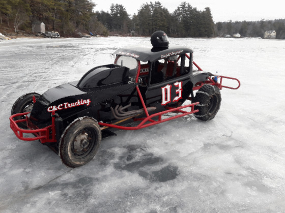 Racing 2 Recovery, Car Racing on Ice!