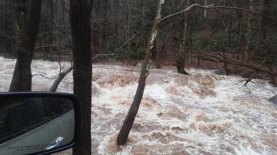 February flood of 2018