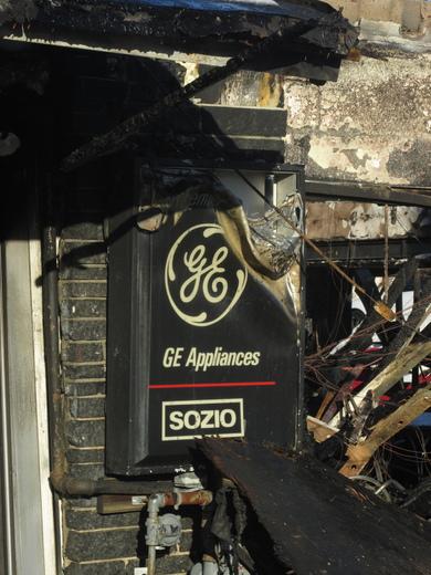 Sozio Fire Aftermath
