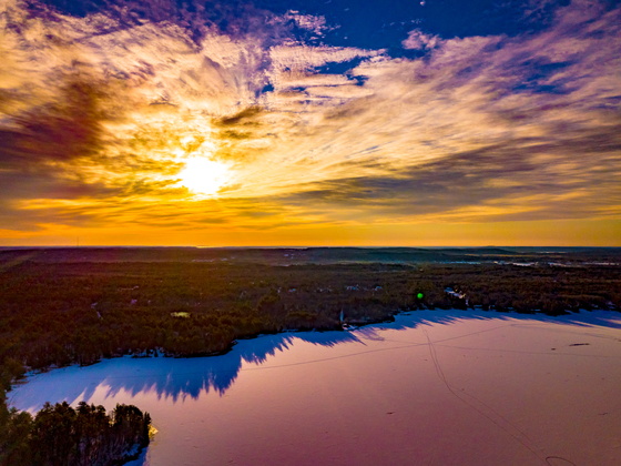 Windham Sunrise 2/27/18