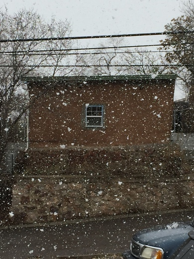 SNOWfall in Silver City