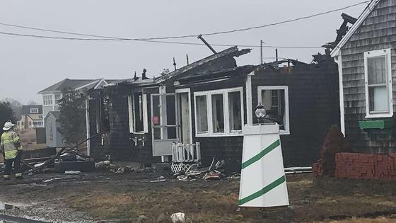 House Burnt 3/3/2018 Morning