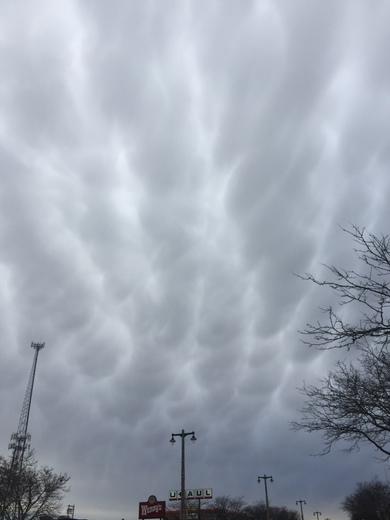 Clouds March 5, 2018