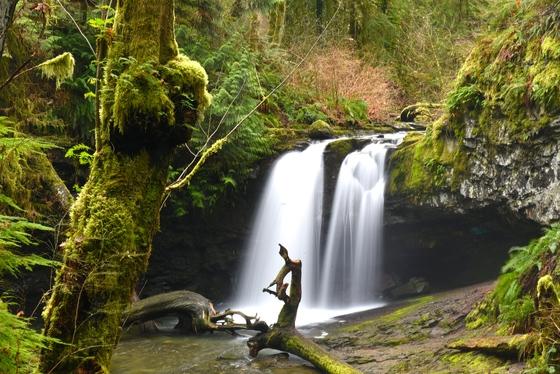 Stocking Creek Falls.