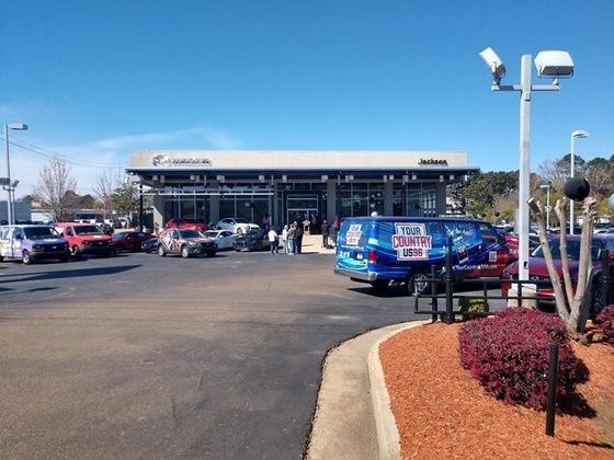 Mazda of Jackson's GRAND OPENING