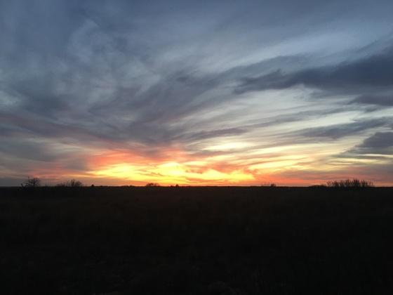 Sayre ok sunset Denney Dodson JR