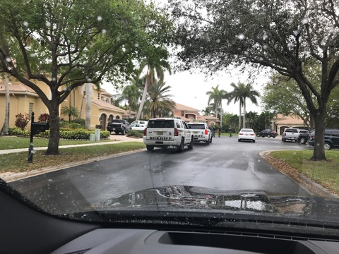 Saturnia west Boca Raton car thieves apprehended inside gated community
