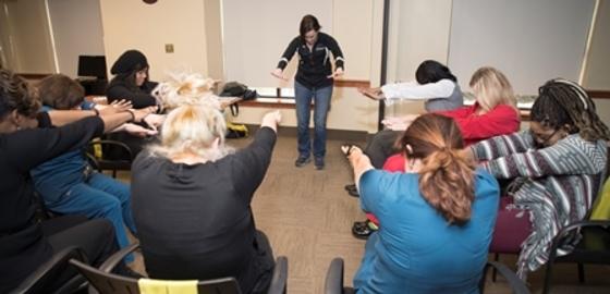 LifeBridge Health turned National Employee Appreciation Day into Employee Appreciation Week