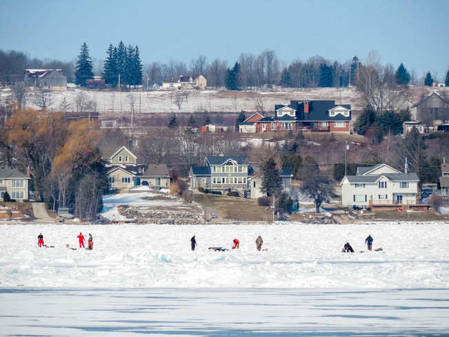 ~ a day on the ice ~ Owen Sound, ON