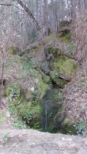 Rocky Bar Waterfall