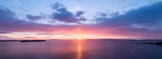 Sunrise 4/9/18