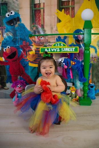Olivia Clory's 1st birthday -April 16th