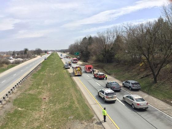 I-81 Accident
