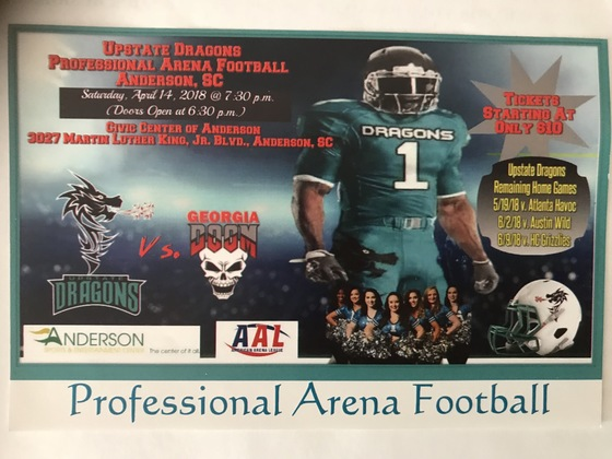 Professional Arena Football