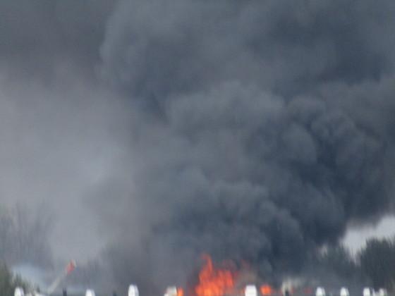 Tudsbury condo fire Gywnn Oak 4/14 at 2:00 PM