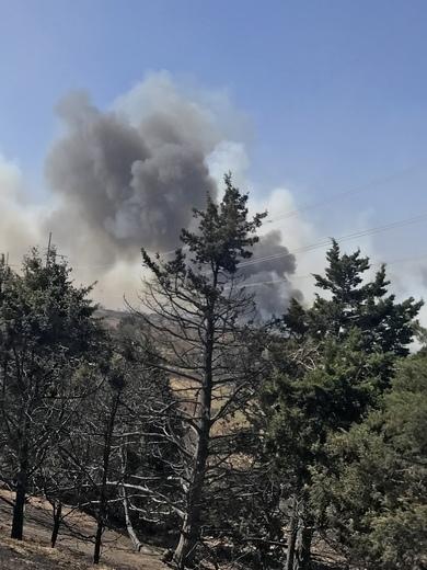 Oakwood,Okla fires (Reah Fire)