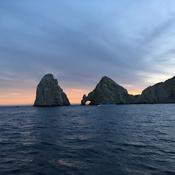 Sunset Sea Of Cortez