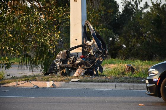 Horrendous accident in Melbourne