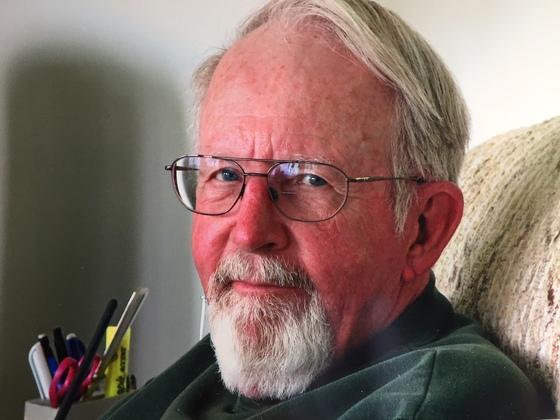 My father Donald W Espeseth