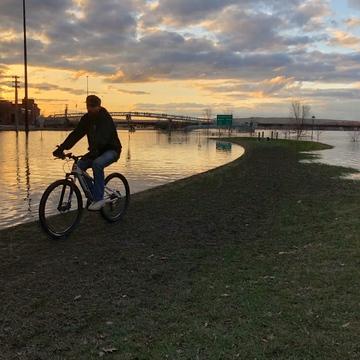 Fredericton Flood 2018