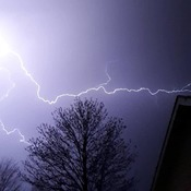 Wednesday's storm