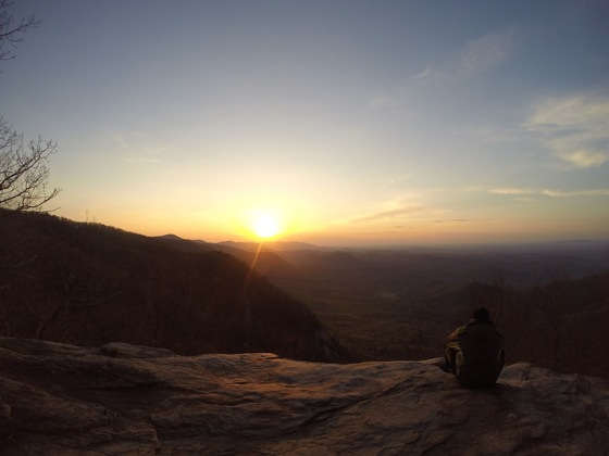 Sunrise at Pretty Place!