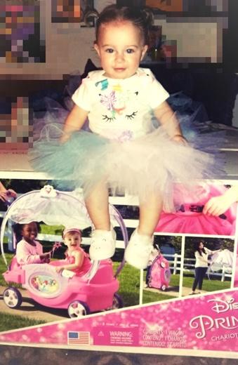 My preemie daughter turns 1 May 11th