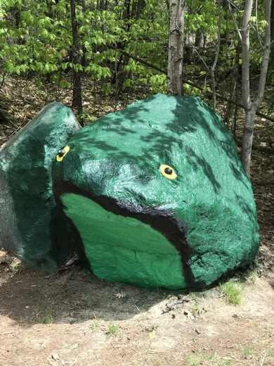 Rip's Rock in Moultonborough Is ready for the season.