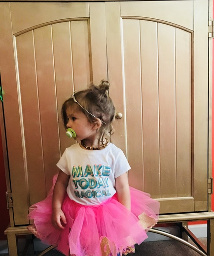 Tallie Grace, Royal Wedding TeePee T Party