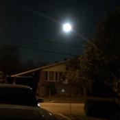 Lune incroyable