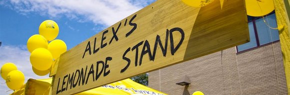 Alex's Lemonade Day in Little Italy for Childhood Cancer