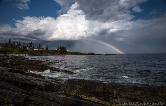 Got this shot at Pemaquid this past Wednesday