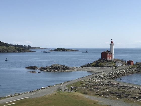 Fort Rodd Hill Lighthouse