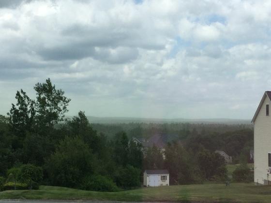 View from Pelham Nh