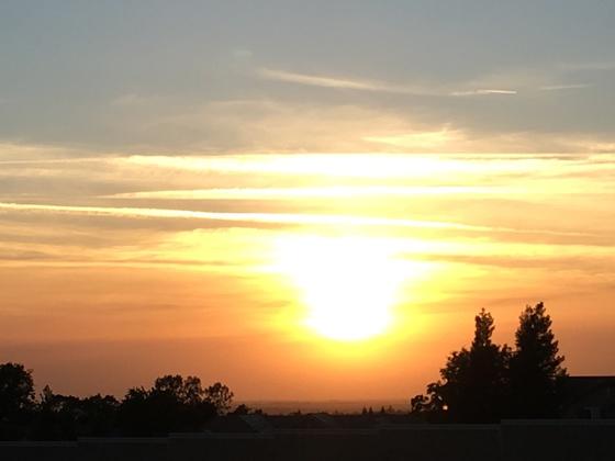 Sunset 6/5/2018