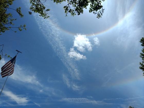 Circle Rainbows!