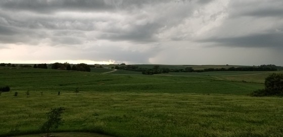 Fremont cell from 2 miles east, 1 mile south of Kennard