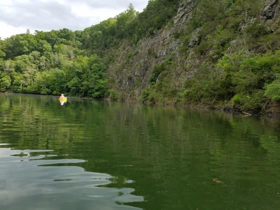 Philpot lake Virginia
