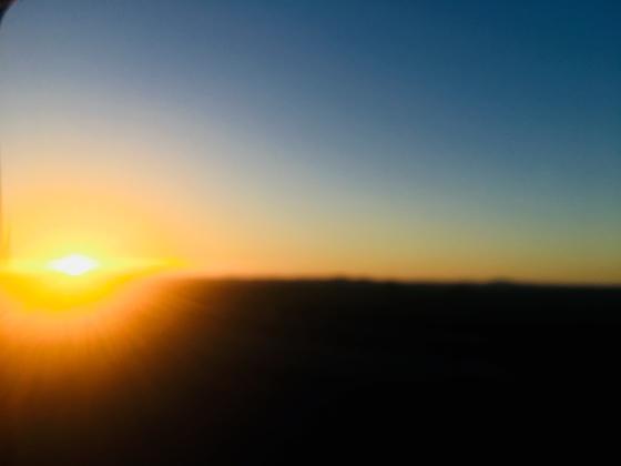 Sunrise 6/12/2018
