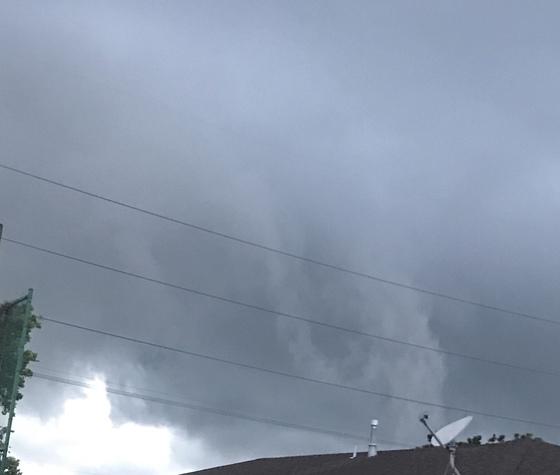 Storm cloud