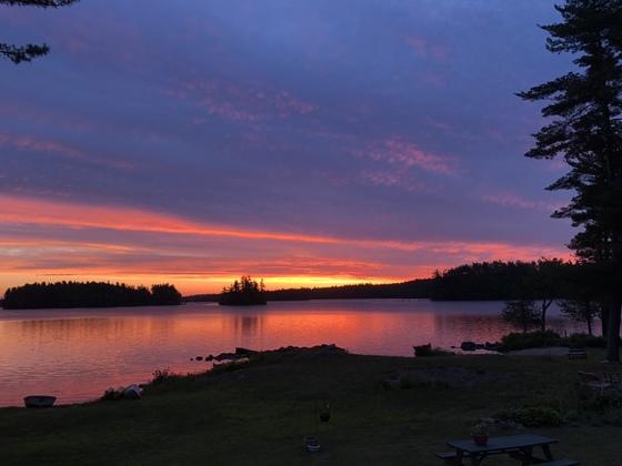 Just another Cobbosseecontee Sunrise