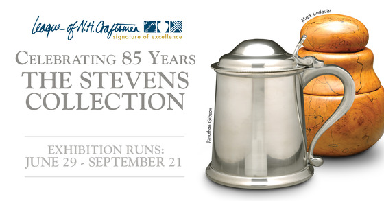 Celebrating 85 – The Stevens Collection A Fine Craft Exhibition