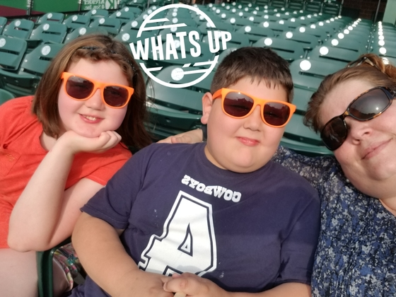 Wednesday night family fun at Clipper stadium.