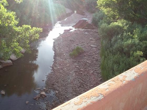 Pecos River, Ribera NM