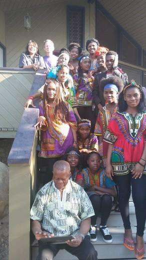 Matunda Ya Yesu African Refugee Choir Will Be In Concert this Saturday June 16