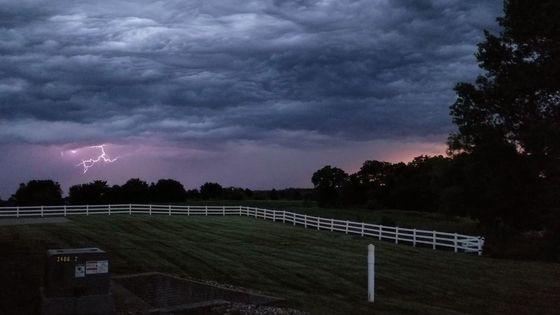 AM storm 6/14/18