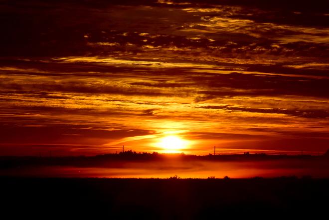 Break of dawn Alliston, Beeton, New Tecumseth, ON