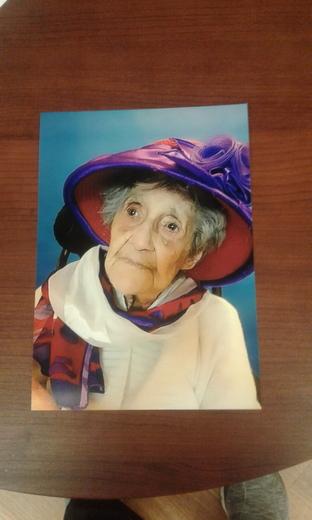 Audrey Swayne of Adams County Ohio will be 104 June 24 Happy birthday Audrey We love you!!!
