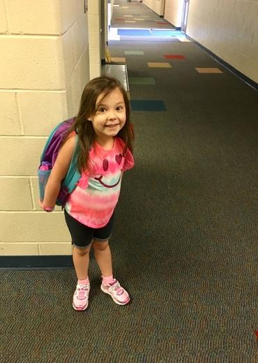 Skyla Riley will turn 5 on June 28th