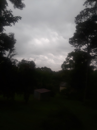 some fully bad thunderstorm
